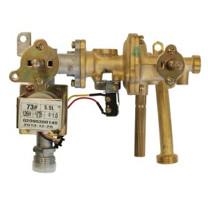 PortaHot L5 Gas-Water Valve Assembly
