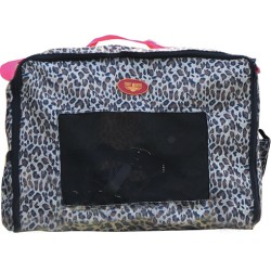 Fort Worth Carry-All bag Leopard Print -Limited Edition