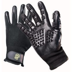 HandsOn Grooming Gloves Medium