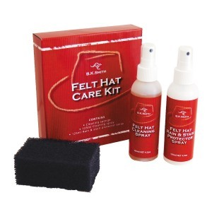 BK Smith Hat Care Kit