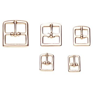 SS Stirrup Leather Buckles