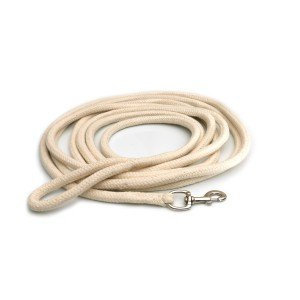 Natural Cotton Lunge Lead