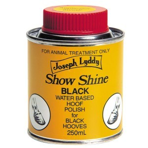 Lyddys Showshine Black