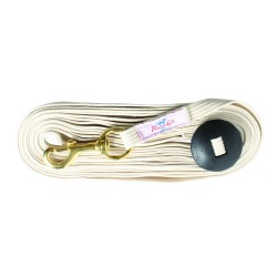 Pro Choice Lunge Line 30ft Natural