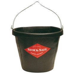 Stock-Safe Flat Back Bucket