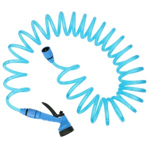 ShowMaster Coiled Hose w/Trigger Spray
