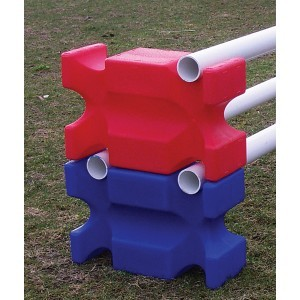 Plastic Jump Blocks - Pair