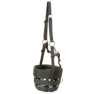 Equi-Prene Grazing Muzzle w/Rubber Base Pony