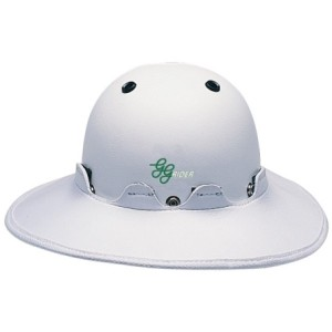 "GG Rider 3"" Wide Helmet Brim Medium"