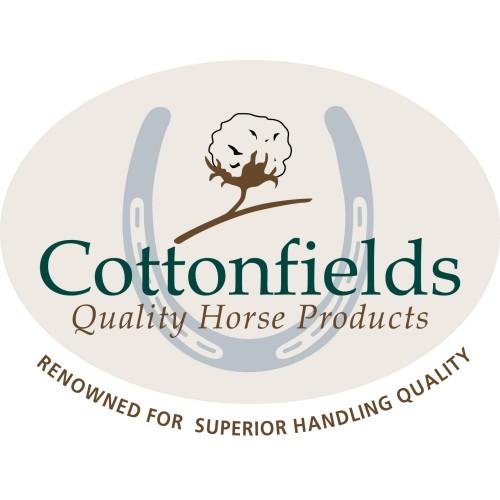 "Cottonfields Stockman Reins 1"" x 6'/1.83M White"