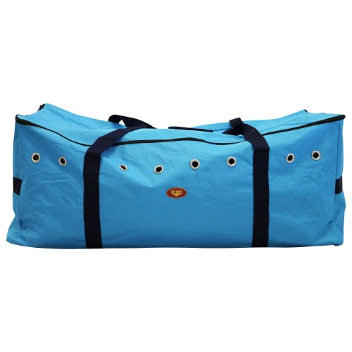 Fort Worth Hay Carry Transport Bag Turquoise