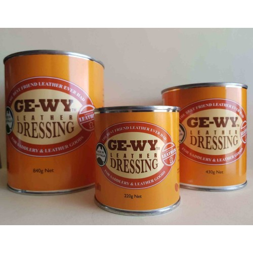 Ge-Wy Leather Dressing 840G