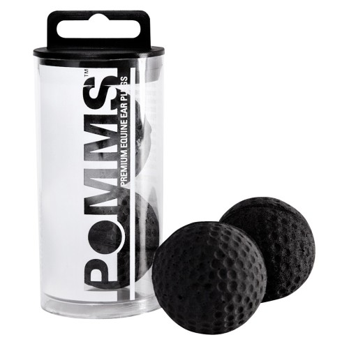 Pomms Equine Ear Plugs Horse Size