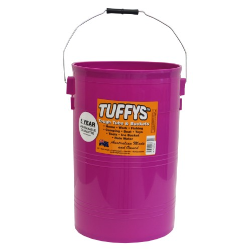 Tuffys Unbreakable Feed Bucket 20L
