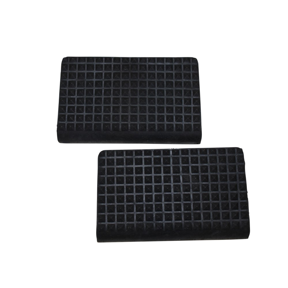 Large Rubber Horse Water Tubs: Horsemaster Rubber Stirrup Pads
